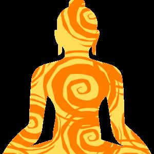 logo bouddha detouré